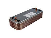 998483 Теплообменник ГВС MICROGENUS 30 кВт Ariston