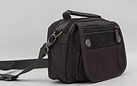 Стильная сумка через плечо Gorangd для мужчин. Высокое качество. Доступная цена. Небольшая сумка. Код: КДН1426