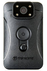 Видеорегистратор Transcend 32G DrivePro Body 10, Non-LCD, with Clip