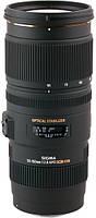 Объектив Sigma AF 50-150 мм f/2.8 APO EX DC II HSM Nikon