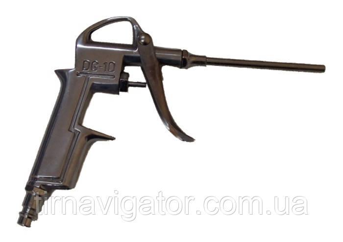 Пистолет для продувки пневматический