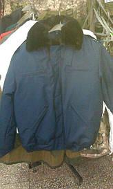 Куртка мвд зима
