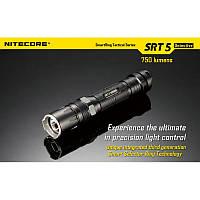 Туристический фонарь Nitecore SRT5 Detective. Хорошее качество. Практичный дизайн. Купить онлайн. Код: КДН1428