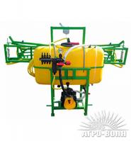 Обприскувачі навісні тракторні 200 — 1000 л / 10-18 м