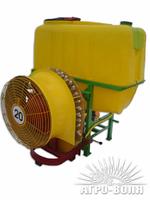 Обприскувачі вентиляторні садові навісні 200-800 л