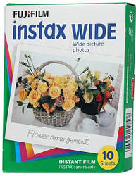 Фотопленка Fujifilm Colorfilm Instax Wide