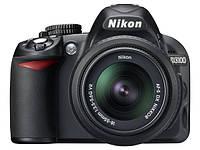 Цифровая зеркальная фотокамера Nikon D3100 Kit (18-55) VR