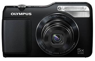 Цифровая фотокамера Olympus VG-170 Black