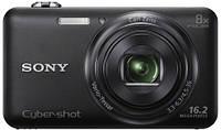 Цифровая фотокамера Sony CyberShot DSC-WX60 Black