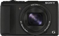 Цифровая фотокамера Sony Cybershot DSC-HX60 Black