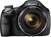 Цифровая фотокамера Sony Cybershot DSC-H400 Black
