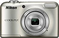 Цифровая фотокамера Nikon Coolpix L29 Silver