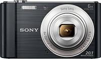 Цифровая фотокамера Sony Cybershot DSC-W810 Black