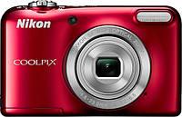 Цифровая фотокамера Nikon Coolpix L29 Red