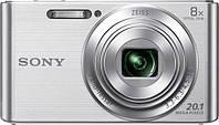 Цифровая фотокамера Sony Cybershot DSC-W830 Silver