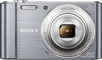Цифровая фотокамера Sony Cybershot DSC-W810 Silver