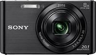 Цифровая фотокамера Sony Cybershot DSC-W830 Black