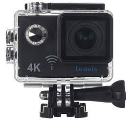 Экшн-камера Bravis A3 Black