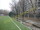 Оцинкованные заборные сетки для футбольного поля, фото 5