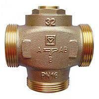 Трехходовой термосмесительный клапан HERZ Teplomix DN 32, 1 1/4'' 55°C