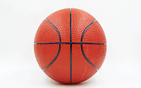 Мяч резиновый Баскетбол BA-3928