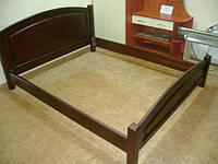 Кровати двуспальные из дерева (массив ольхи) опт розница
