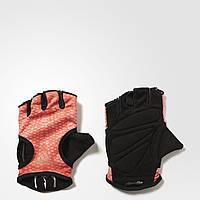 Перчатки для фитнеса Adidas Graphic Climalite женские S99608 - 2017
