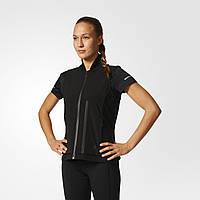 Жилет женский для бега Adidas ULTRA AZ2905 - 2017