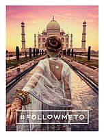 Follow Me to. Впечатляющие приключения Натальи и Мурада Османн - российской пары путешественников, 9