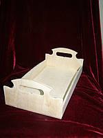 Хлебница - разнос, поднос (36 х 18,5 см)