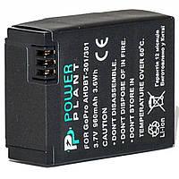 Аккумулятор к фото/видео PowerPlant GoPro Hero 3, AHDBT-201, 301 (DV00DV1357)