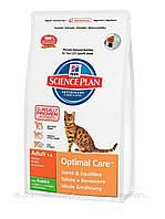 Hills (Хиллс)Science Plan Feline Adult - корм для взрослых кошек с кроликом 2кг