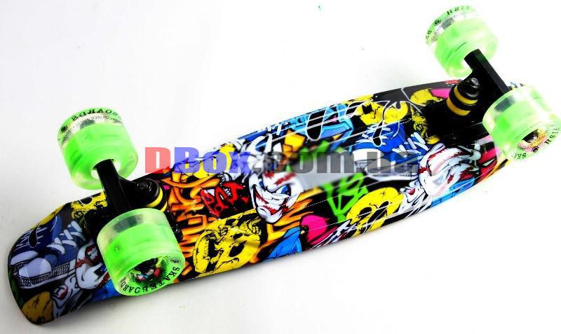 Пенни 22 Fish Graffics (2T2050) Joker Свет