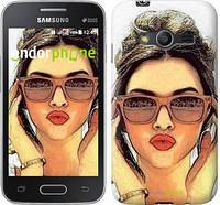 "Чехол на Samsung Galaxy Ace 4 G313 Девушка_арт ""3005u-207"""