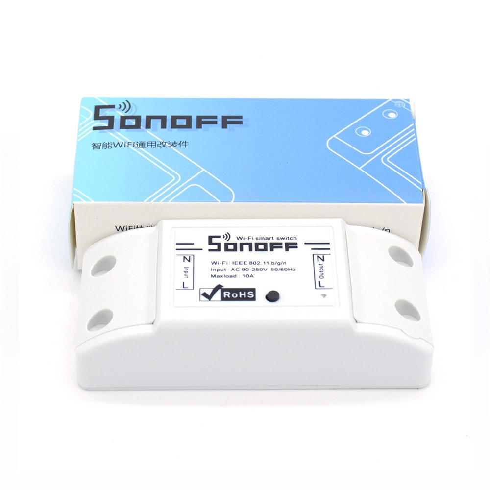 WiFi умный выключатель Sonoff