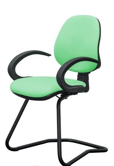 Кресло Поло CF/АМФ-5 Ткань А-71 салатовый. Габариты кресла:65х65х100 см.