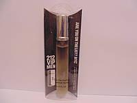 Мини-парфюм мужской Carolina Herrera 212 Vip Men 20 мл