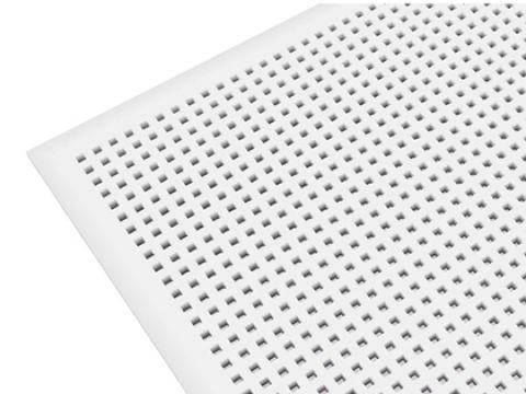 Плиты звукопоглощающие с квадратной перфорацией Gyptone Activ' Air Quattro 20 А, фото 2