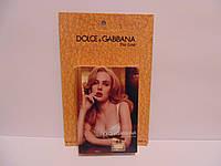 Женский мини-парфюм The One Dolce&Gabbana (20 мл- чехол)