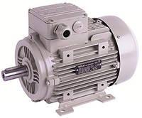 Трехфазный электродвигатель ELK 2p - 3000, 0.37 кВт