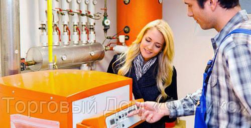 Подбор оборудования для системы отопления - Управляющая компания TDF в Запорожье
