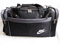 Дорожная сумка через плечо большая спортивная Найк кубик 80см, фото 1