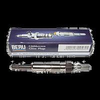 Свічка розжарювання VW Caddy III 1.9TDI 04-10 GE100 BERU