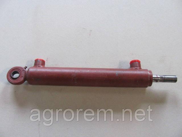 Гидроцилиндр Ц40х250-12 поворота рулевой Т-16, Т-25