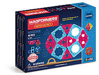 Магнитный конструктор Математический набор, 42 элемента Magformers (711005)