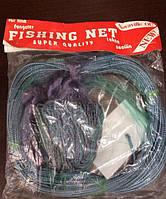 Финская сеть  Fishing-net ,длина 30м ,высота 1.5м,ячейка 25мм