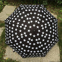 Зонт полуавтомат Звезды, фото 1