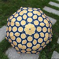 Зонт полуавтомат Апельсины, фото 1
