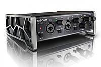 Аудио интерфейс  TASCAM US-2x2