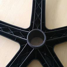Крестовина для кресла диаметр 640мм нейлон, фото 2